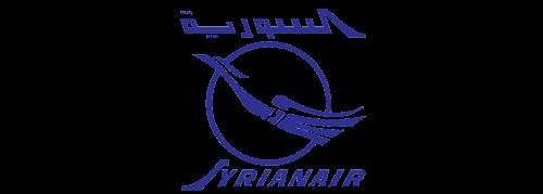 Syrin Arab Airlines Logo