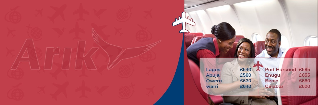 Arik Air Special Offer