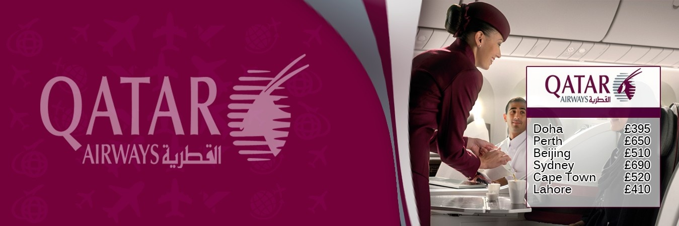 Qatar Airways Special Offer